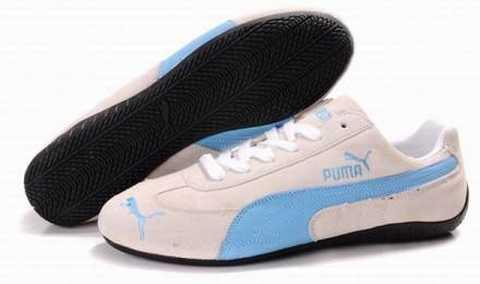 Chaussures chaussure Fille Puma chaussures Soldes Cher Pas En IYbymfgv67